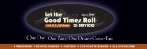 Let The Good Times Roll DJ Service